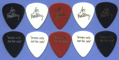 "Ace ""12 Picks"" album souvenier picks"