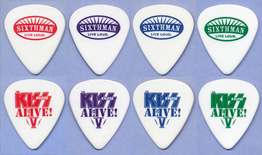 2015 Sixthman KISS Kruise V promo picks