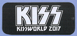 2017 KISSworld Platinum package pick tin