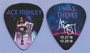 2018 Ace Frehley Spaceman Las Vegas release party pick