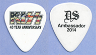 40th Anniversary Tour tech pick