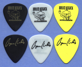 "Bruce Kulick ""Audio Dog"" album souvenier picks"