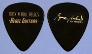 2014 Rebel Guitars promo pick