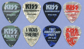 2007 KISS Coffeehouse picks