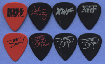 2001 Kissonline/ Demon picks