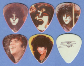 2003 Eric Carr photo picks