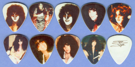 2005 Eric Carr Legend photo picks