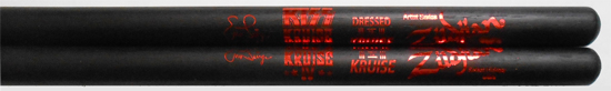 2014 KISS Kruise IV merchandise booth drumsticks