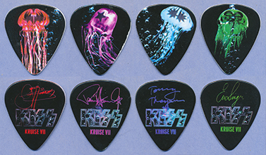Kruise VII Unused tour picks