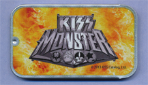 Monster Japan Platinum package pick tin