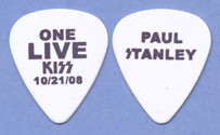 "2000 ""One Live KISS"" promo pick"
