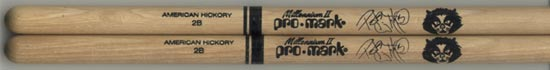 Peter Criss (style 3) solo ProMark drumsticks