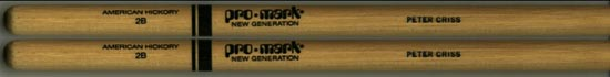 Peter Criss (style 1) solo ProMark drumsticks