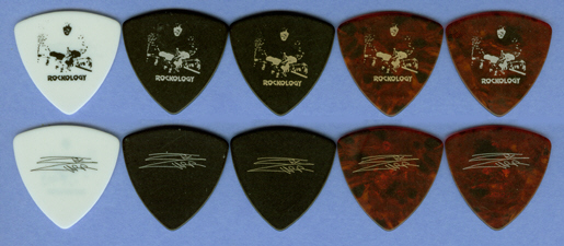 Rockology bass picks