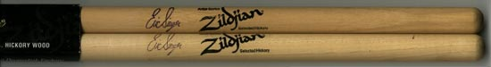 """All Access to Drumming"" promotional drumsticks"