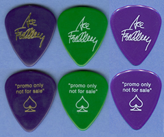 "Ace ""Loaded Deck"" album souvenier picks"
