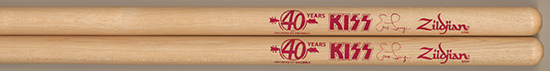40th Anniversary Tour drumsticks