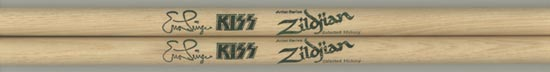 Farewell Metallic Green Drumsticks - Japan
