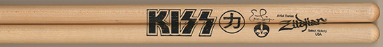 KISSworld 2017 Tour drumsticks