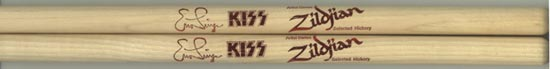 Konvention Metallic Red Artist Series Drumsticks